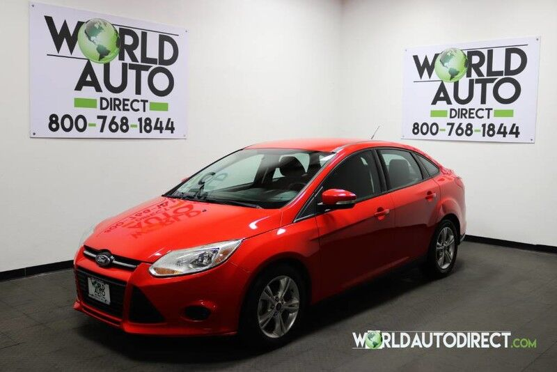 2014_Ford_Focus_SE_ Houston TX