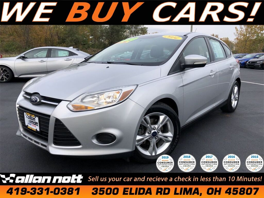 2014 Ford Focus SE 4D Hatchback