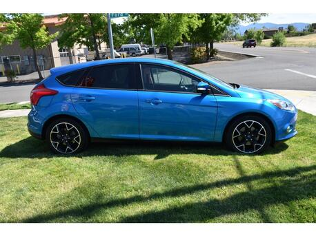 2014_Ford_Focus_SE_ Medford OR