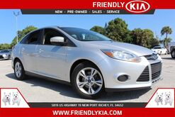 2014_Ford_Focus_SE_ New Port Richey FL