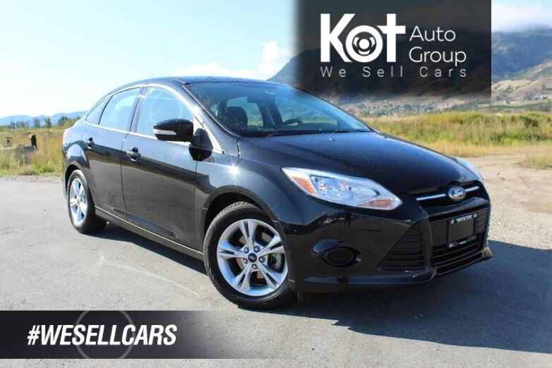 2014 Ford Focus SE, No Accidents, Great Fuel Efficiency Kelowna BC