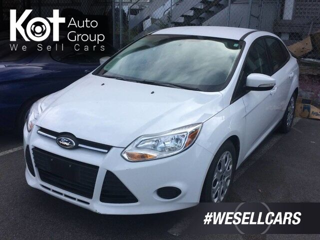 2014 Ford Focus SE No Accidents! Keyless Entry Victoria BC