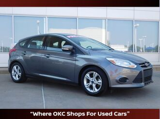 2014_Ford_Focus_SE_ Oklahoma City OK