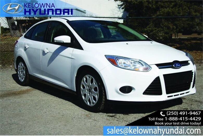 2014 Ford Focus SE One owner Kelowna BC