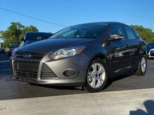 2014_Ford_Focus_SE_ Raleigh NC