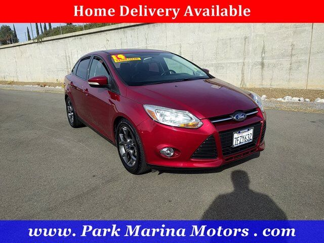 2014 Ford Focus SE Redding CA