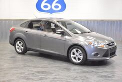 2014_Ford_Focus_SE 'SPORTY SEDAN!' 36 MPG! LOADED! ONLY 31,085 MILES!!! FULL WARRANTY!_ Norman OK