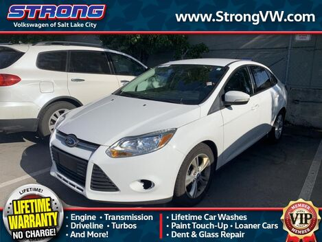 2014_Ford_Focus_SE_ Salt Lake City UT