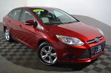 2014_Ford_Focus_SE_ Seattle WA