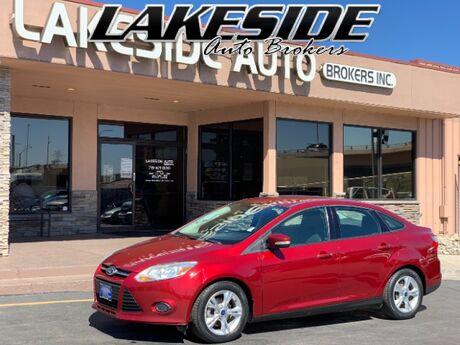 2014 Ford Focus SE Sedan Colorado Springs CO