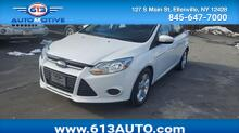 2014_Ford_Focus_SE Sedan_ Ulster County NY