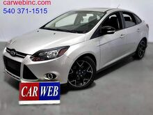 2014_Ford_Focus_SE Sedan_ Fredricksburg VA
