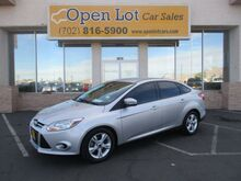 2014_Ford_Focus_SE Sedan_ Las Vegas NV