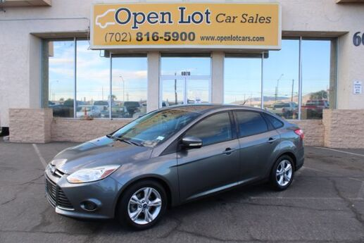 2014 Ford Focus SE Sedan Las Vegas NV