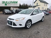 2014_Ford_Focus_SE Sedan_ Woodbine NJ
