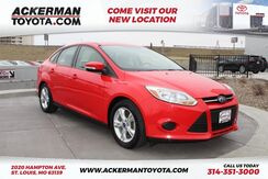 2014_Ford_Focus_SE_ St. Louis MO