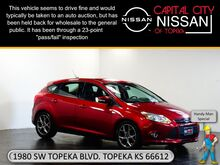 2014_Ford_Focus_SE_ Topeka KS