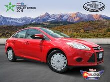 2014_Ford_Focus_SE_ Trinidad CO