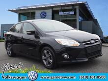 2014_Ford_Focus_SE_ West Chester PA