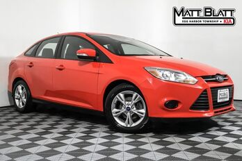 2014_Ford_Focus_SE_ Egg Harbor Township NJ