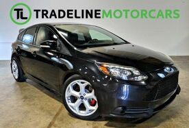 2014_Ford_Focus_ST AFTERMARKET EXHAUST, COLD AIR INTAKE, BLOW OFF VALVE AND MUCH MORE!!!_ CARROLLTON TX
