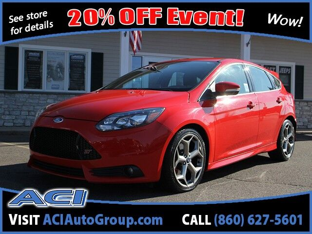 2014 Ford Focus ST East Windsor CT