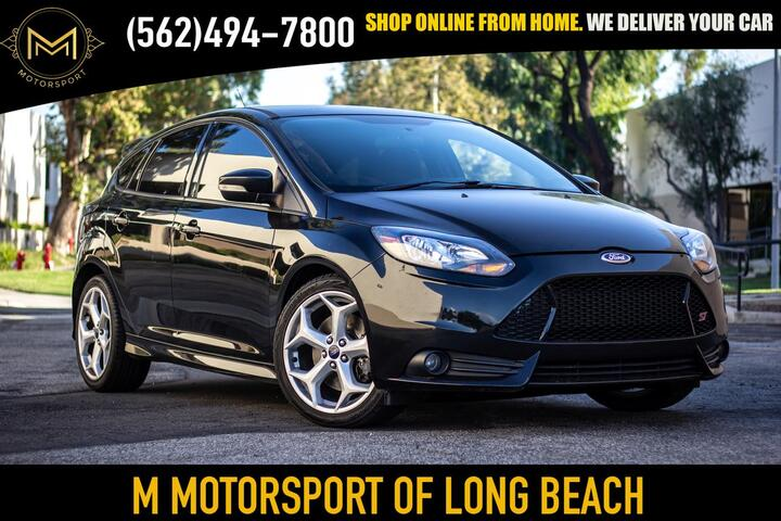 2014 Ford Focus ST Hatchback 4D Long Beach CA