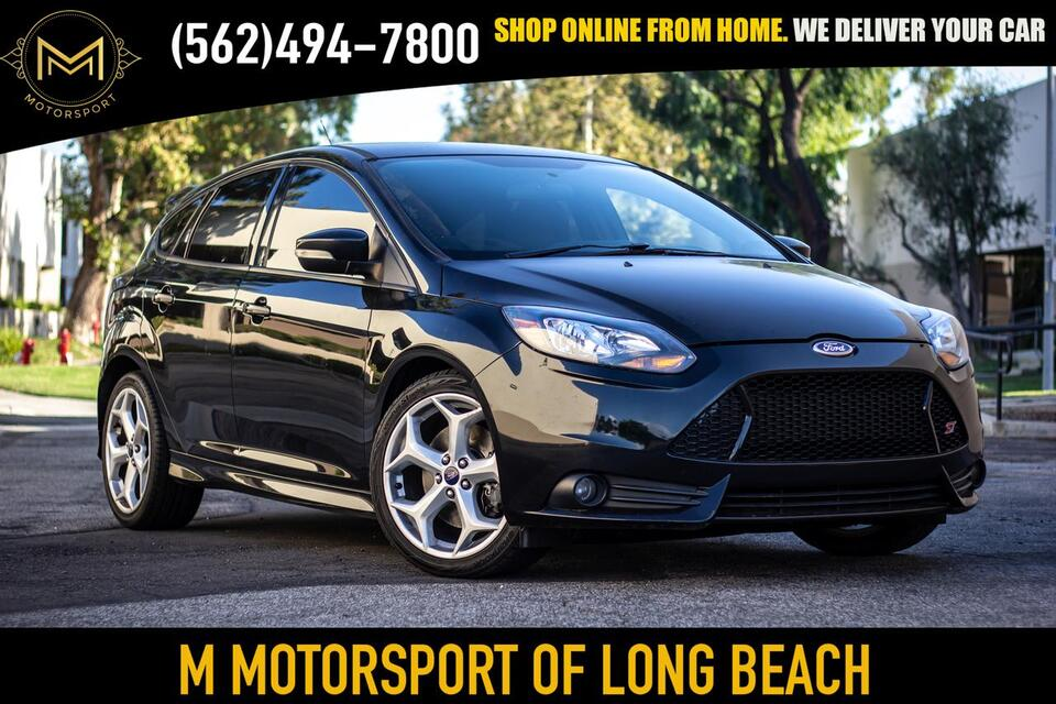 2014_Ford_Focus ST_Hatchback 4D_ Long Beach CA