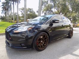 2014_Ford_Focus_ST_ Hollywood FL
