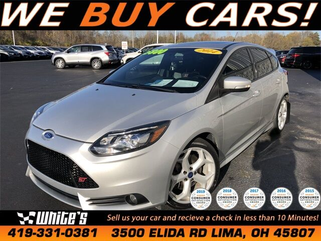 2014 Ford Focus ST Lima OH