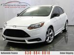 2014 Ford Focus ST Manual Transmission Hatchback