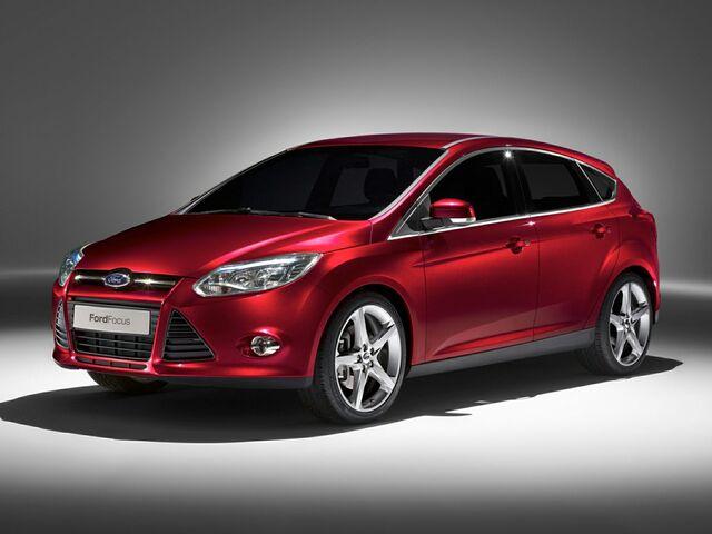 2014 Ford Focus Titanium Delmar DE