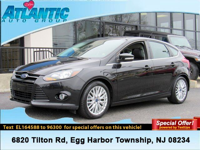 2014 Ford Focus Titanium Egg Harbor Township NJ