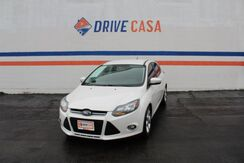 2014_Ford_Focus_Titanium Hatch_ Dallas TX