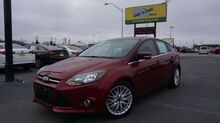 2014_Ford_Focus_Titanium Hatch_ Houston TX