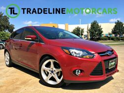 2014_Ford_Focus_Titanium LEATHER, BLUETOOTH, NAVIGATION, AND MUCH MORE!!!_ CARROLLTON TX