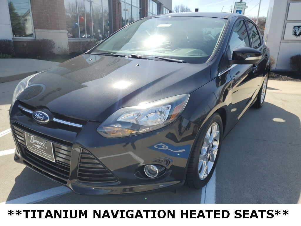 2014 Ford Focus Titanium Mayfield Village OH