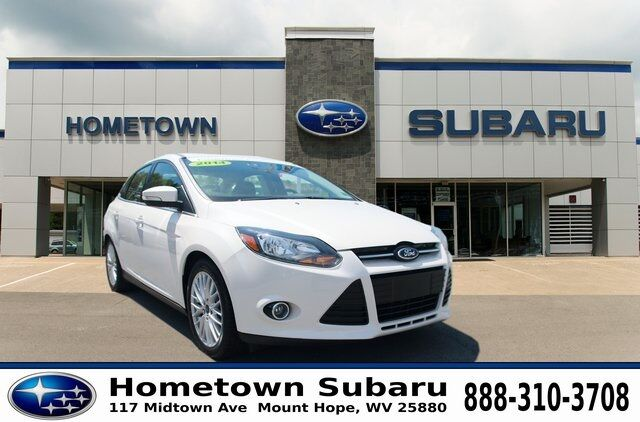 2014 Ford Focus Titanium Mount Hope WV
