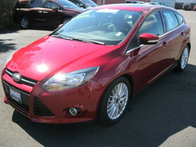 2014 Ford Focus Titanium Newport OR