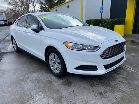 2014 Ford Fusion 4d Sedan S Albuquerque NM