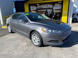 2014_Ford_Fusion_4d Sedan SE EcoBoost 1.5L_ Albuquerque NM
