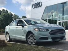 2014_Ford_Fusion_4dr Sdn S Hybrid FWD_ Cary NC