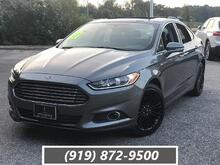 2014_Ford_Fusion_4dr Sdn SE FWD_ Cary NC