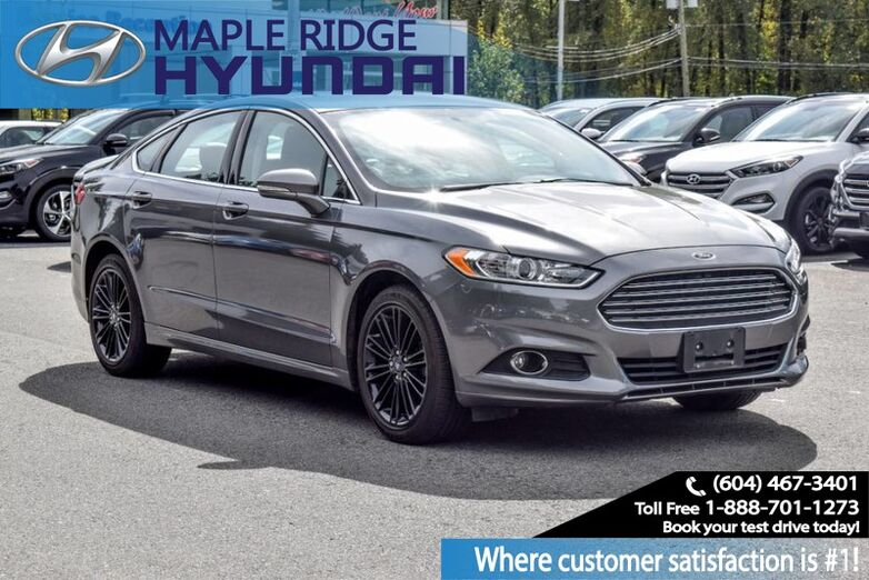 2014 Ford Fusion 4dr Sdn SE FWD Maple Ridge BC