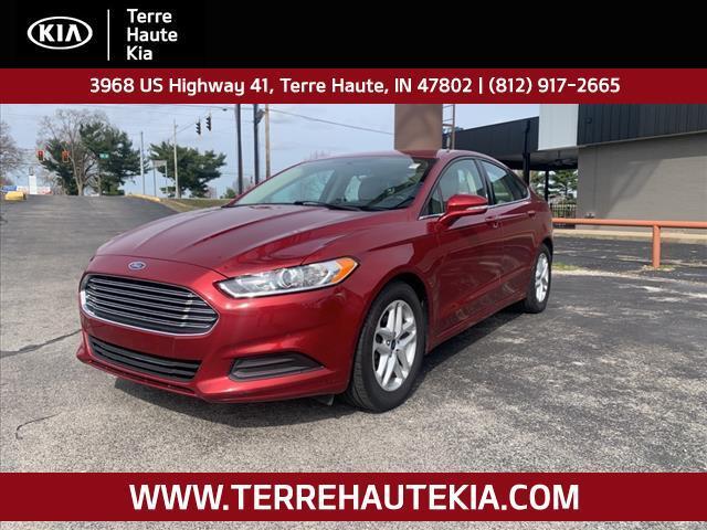 2014 Ford Fusion 4dr Sdn SE FWD Terre Haute IN