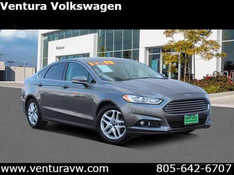 2014_Ford_Fusion_4dr Sdn SE FWD_ Ventura CA