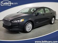 2014_Ford_Fusion_4dr Sdn SE Hybrid FWD_ Cary NC