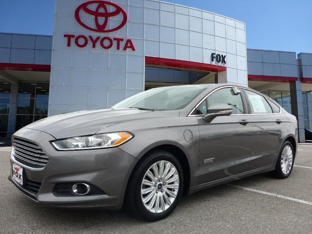 2014 Ford Fusion Energi SE LUXURY Clinton TN