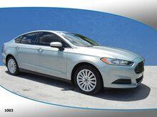 2014_Ford_Fusion Hybrid_S_ Clermont FL