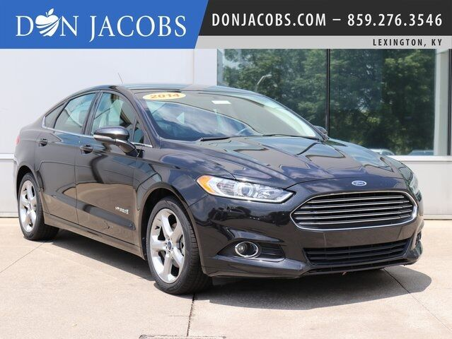 2014 Ford Fusion Hybrid SE Lexington KY